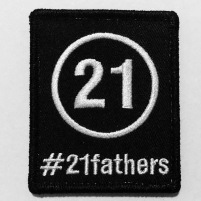 #21fathers Patch